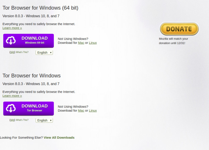tor browser скачать и установить
