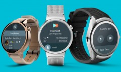 В Android Wear появится функция tap-to-pay