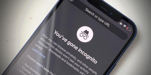Как защитить от посторонних глаз инкогнито-вкладки в Chrome на iOS