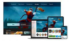 Apple представил сервис игр Apple Arcade, а также сервисы Apple TV + и Apple News +