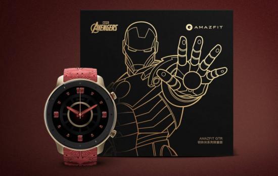 Xiaomi представила часы Amazfit GTR: AMOLED-дисплей и 24 дня работы без зарядки