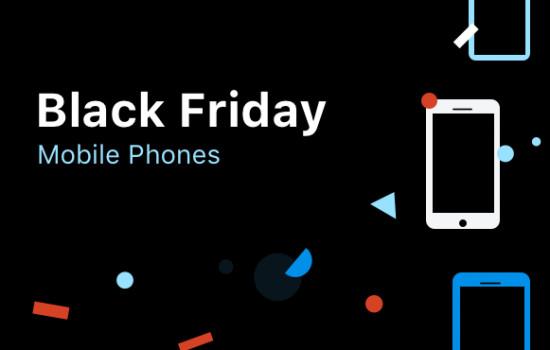 Топовые смартфоны по лучшим ценам на Черную пятницу